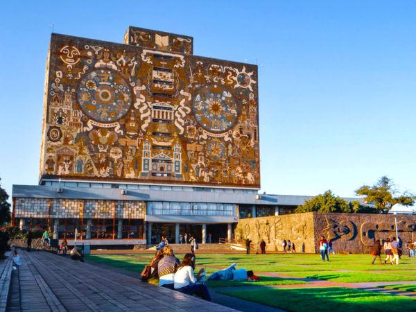 13 datos de Ciudad Universitaria de la UNAM que van a hacerte sentir aún más orgulloso de ser mexicano