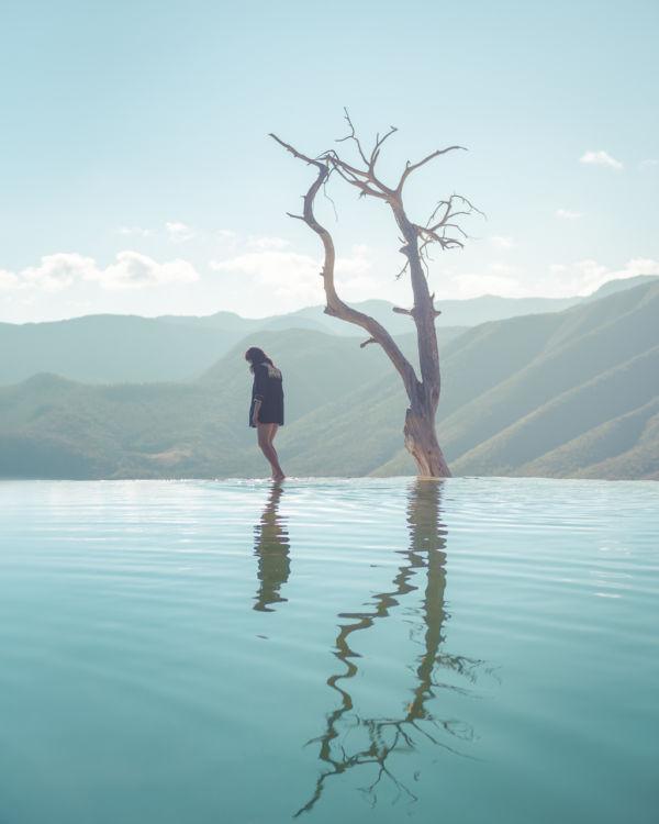 qué hacer en oaxaca Hierve el Agua