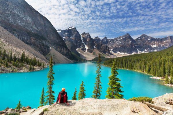 a dónde ir en Canadá