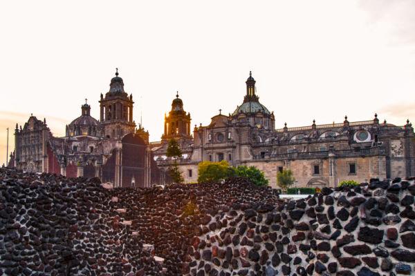 la tumba del más grande emperador mexica
