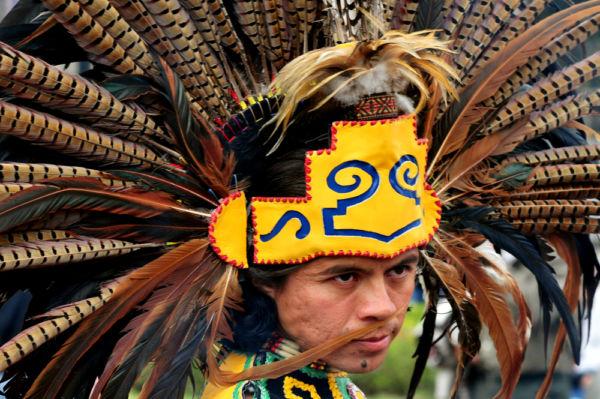 Temilotzin la felicidad según los mexica