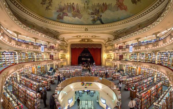 librería más bonita del mundo