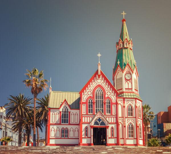 iglesias más bonitas de Chile