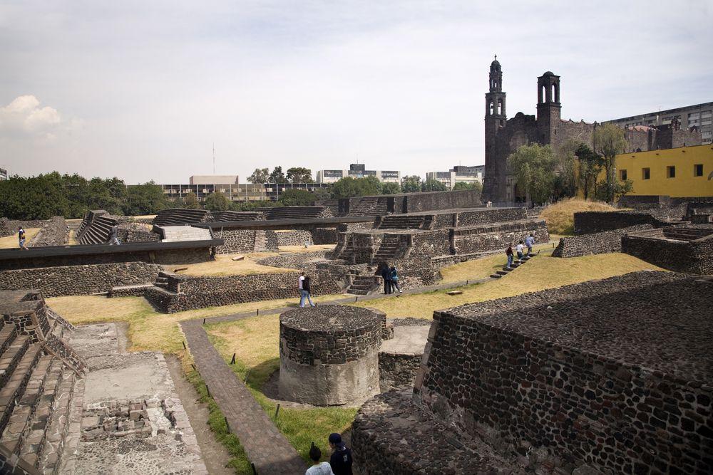 Cómo era el mercado de Tlatelolco según Hernán Cortés