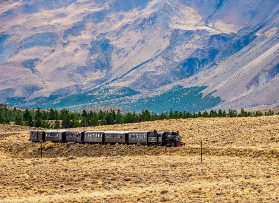 trenes de América para ver paisajes espectaculares