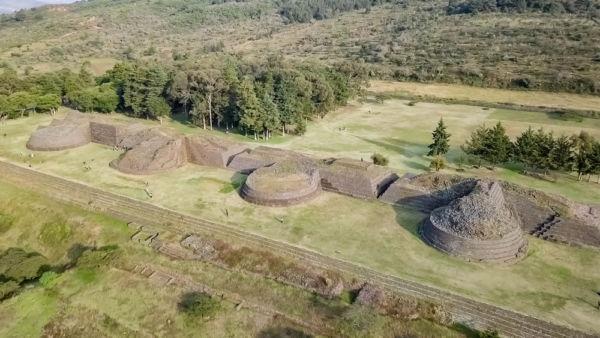Tzintzuntzan y Angamuco megaciudades purépechas