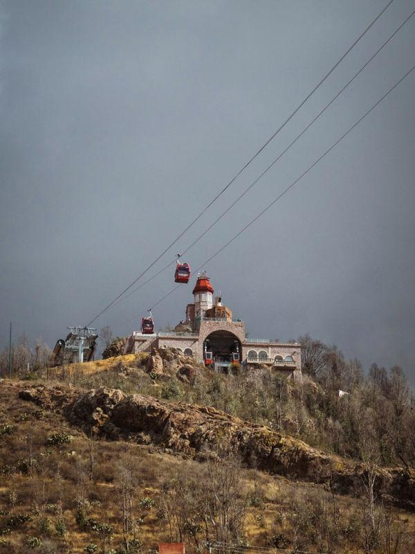 Observatorio meteorológico de Zacatecas