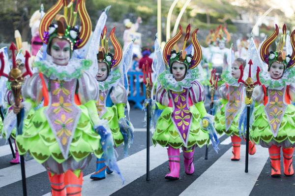 carnaval canario