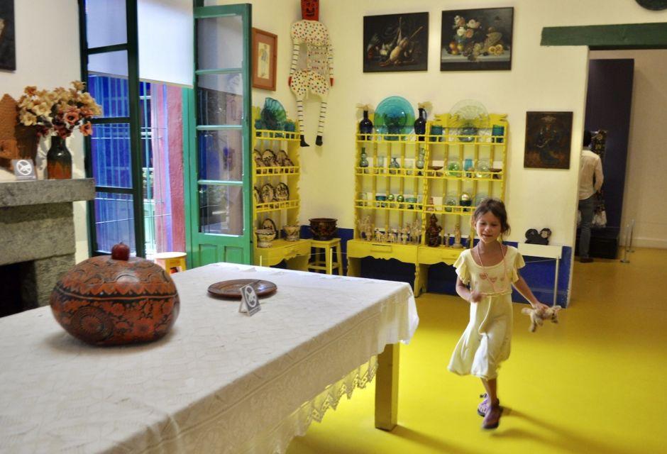 Resultado de imagen para casa de frida kahlo