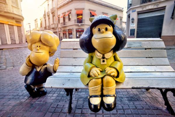 qué hacer en Buenos Aires guía completa Mafalda