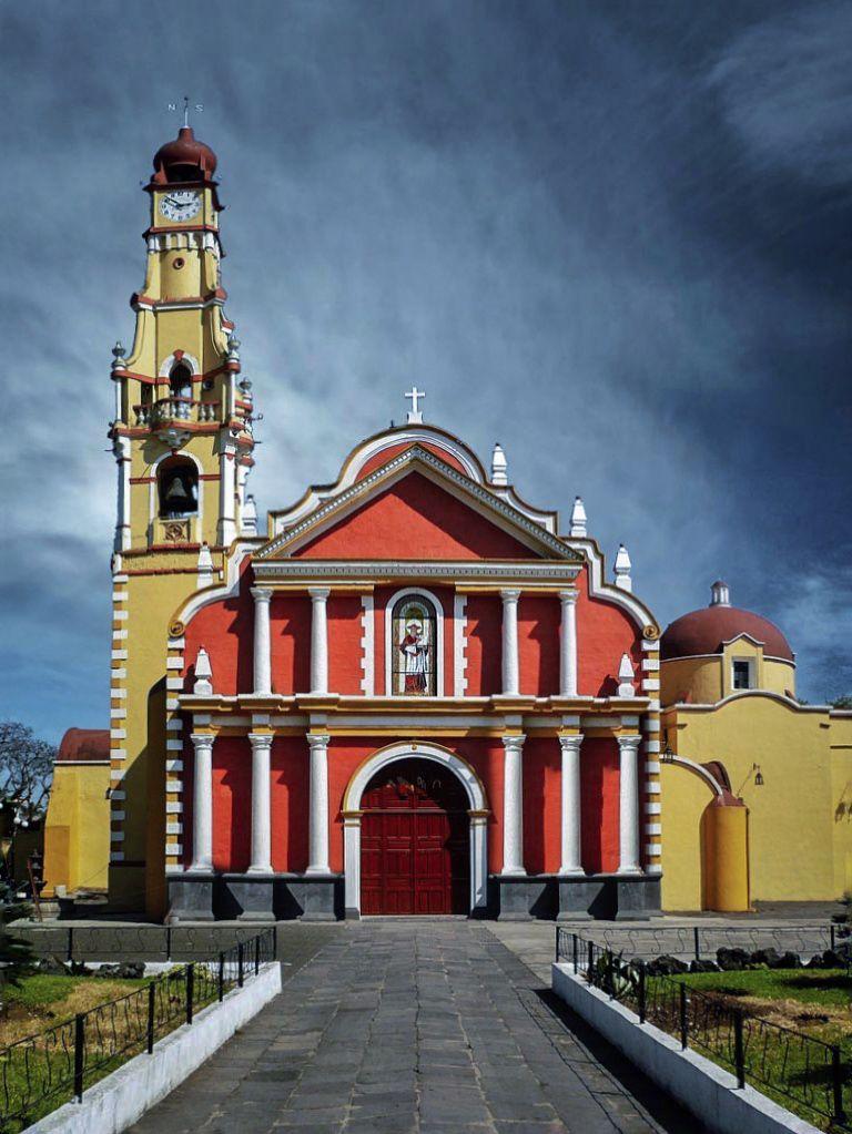 Coatepec Iglesia de San Jerónimo