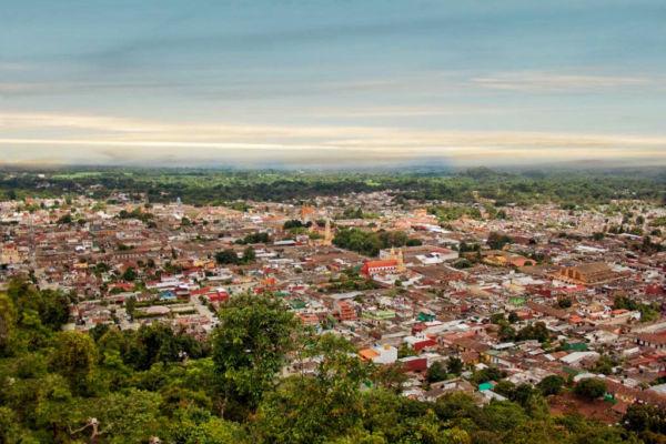 imagen panorámica de Coatepec