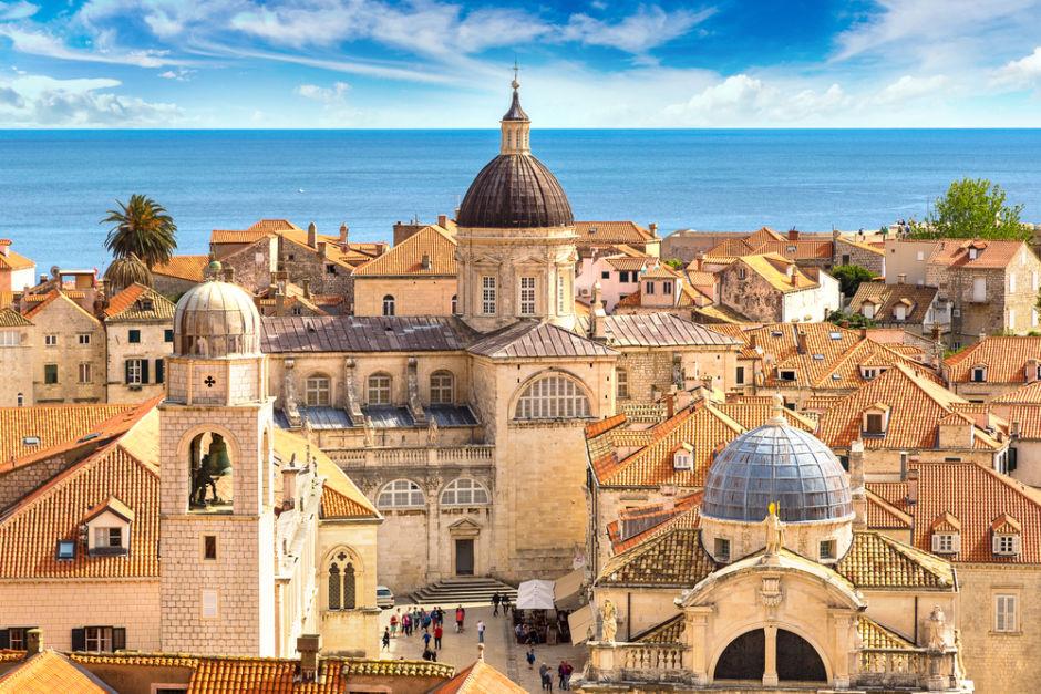 Dubrovnik la perla del Adriático sobrenombres de ciudades