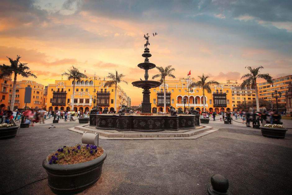 Lima ciudad de reyes sobrenombres de ciudades