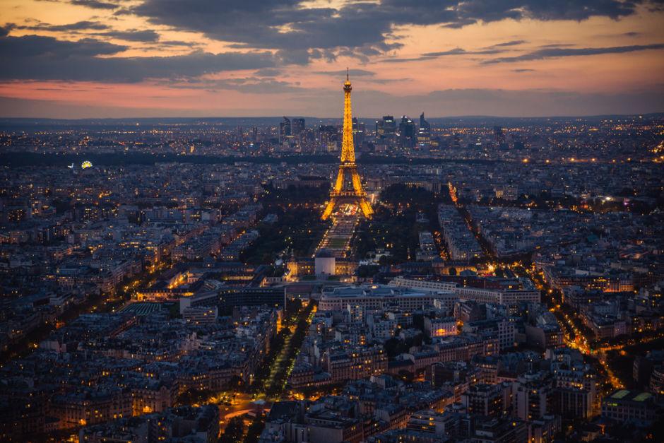 París ciudad de la luz Torre Eiffel