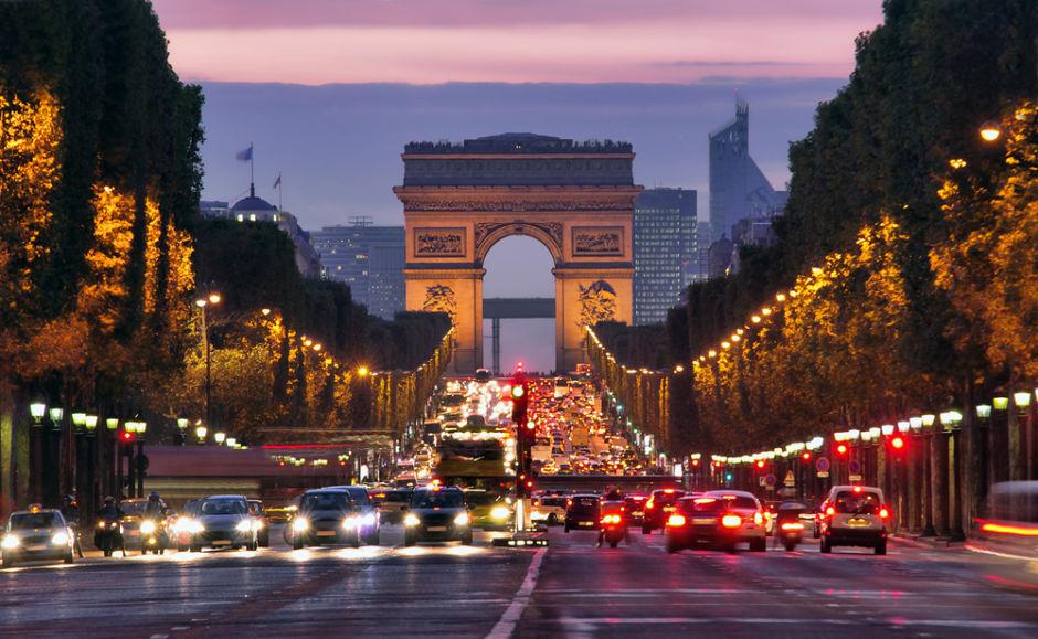 París ciudad de la luz sobrenombres de ciudades