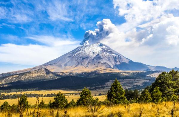 rituales dedicados a Popocatépetl