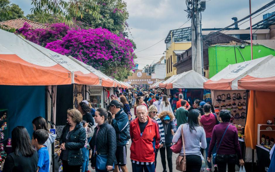 mercado en Usaquen Bogota