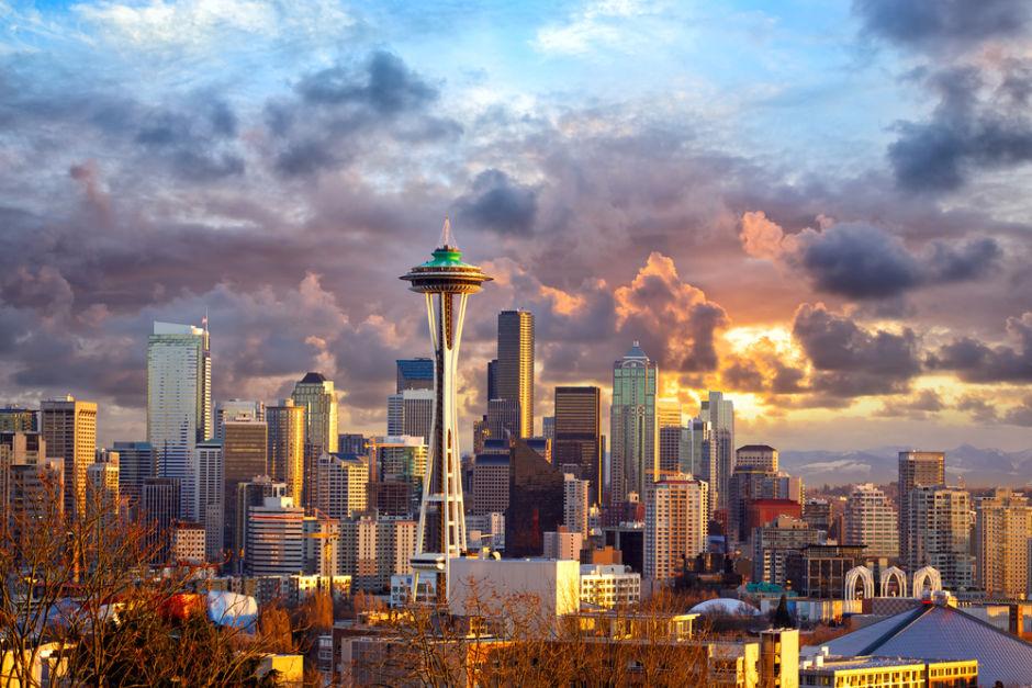 Seattle la ciudad esmeralda sobrenombres de ciudades