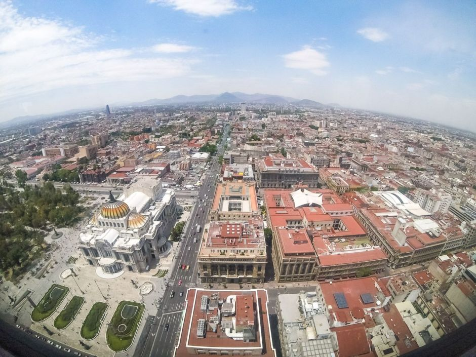 qué hacer en el centro de la ciudad de méxico