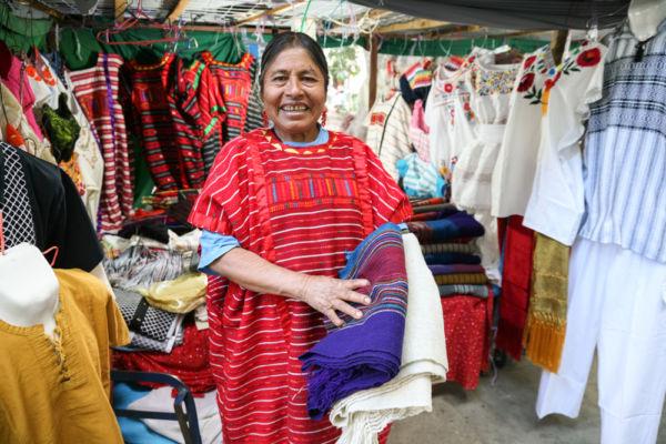 trajes tradicionales de Oaxaca