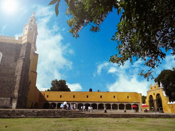 ex conventos más hermosos de México