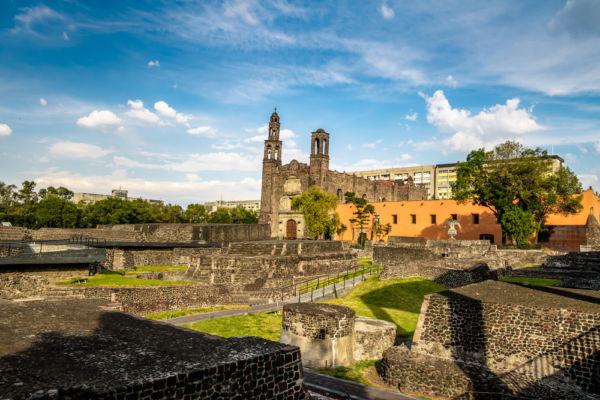 la economía en Tenochtitlan