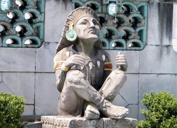 Xochipilli dios homosexual en Tenochtitlan