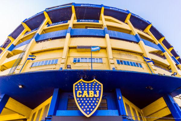 La Bombonera es el mejor estadio del mundo