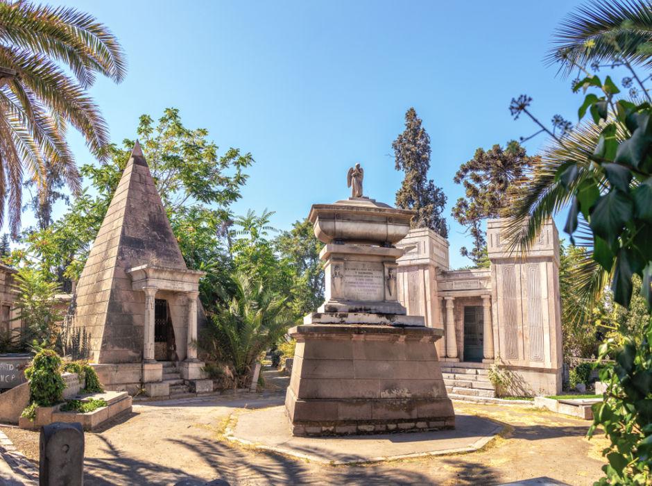 Cementerio General de Santiago