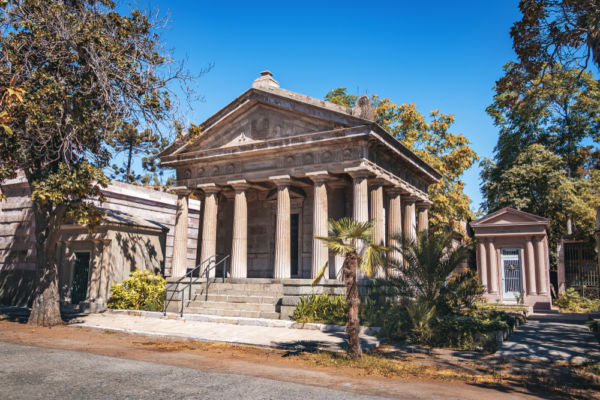 Cementerio General de Santiago lugares poco conocidos de Santiago de Chile