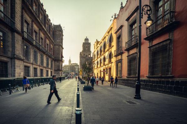 vivir en la ciudad de méxico