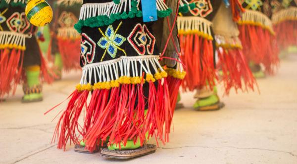 danzas tradicionales del Totonacapan