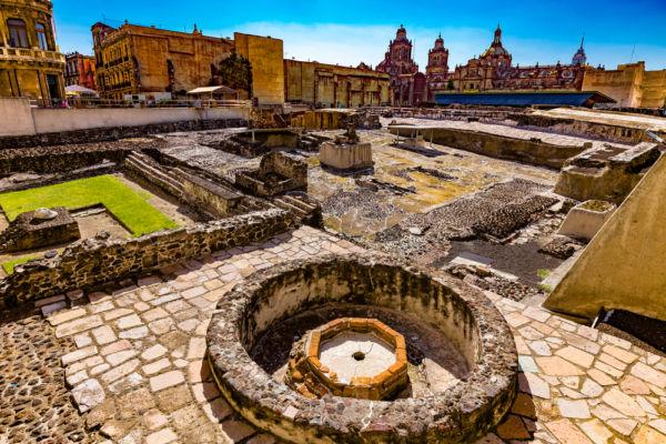 economía en Tenochtitlan