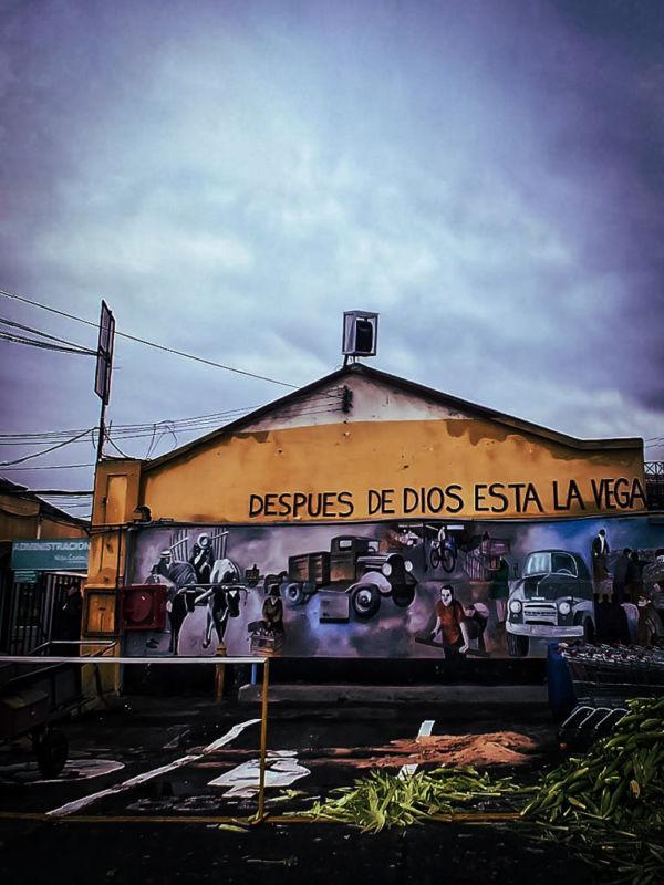 La Vega Central lugares poco conocidos de Santiago de Chile