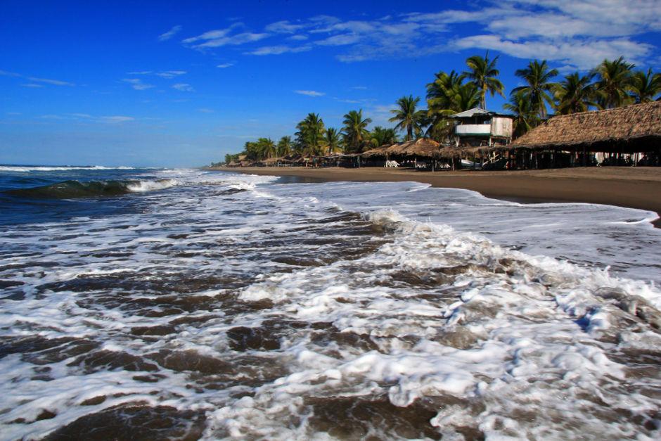 playas de Chiapas Puerto Arista