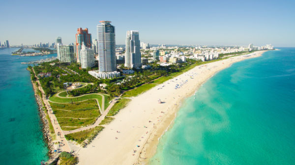 South Pointe Park lugares poco conocidos de Miami