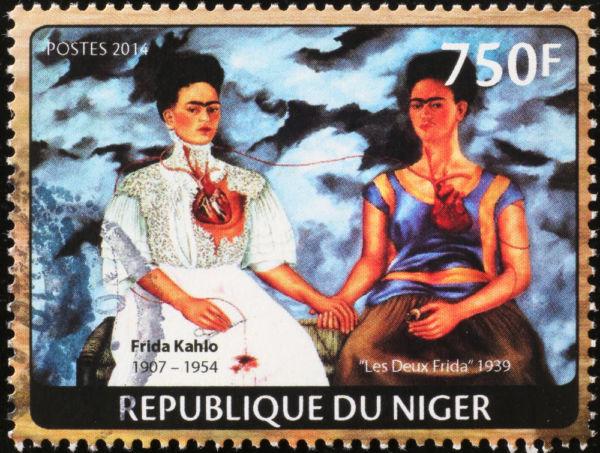 obras perturbadoras de Frida Kahlo