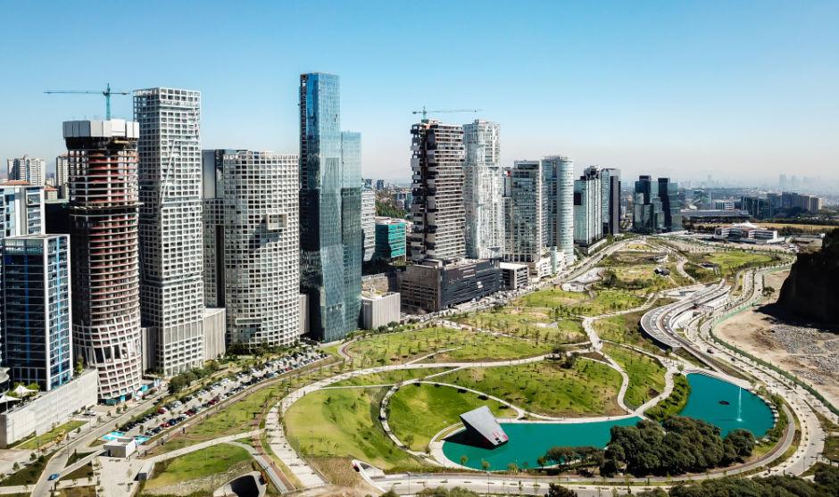 los edificios más altos de la Ciudad de México Santa Fe CDMX