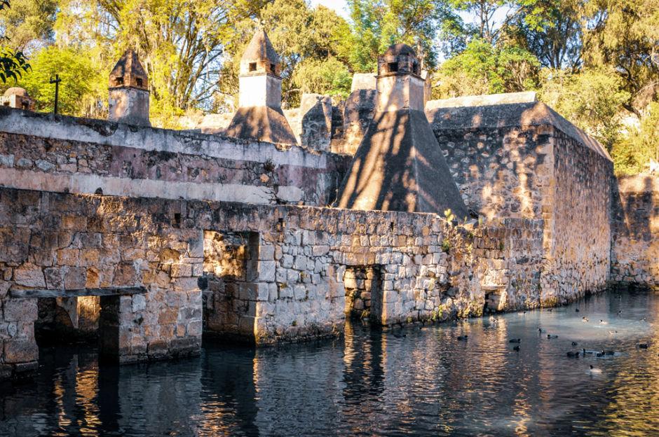 Ex Hacienda de San Miguel Regla