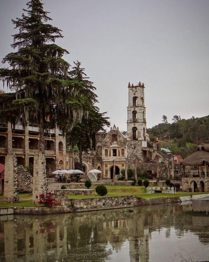 Ex Hacienda de Santa María Regla