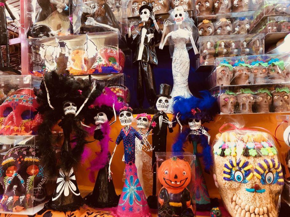 Mercado de Sonora Día de los Muertos
