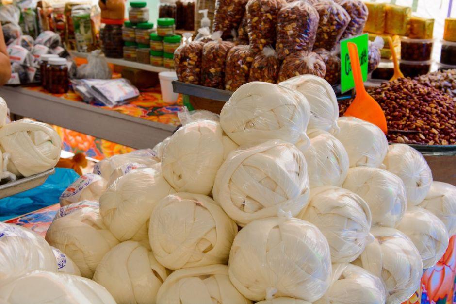 historia del queso Oaxaca