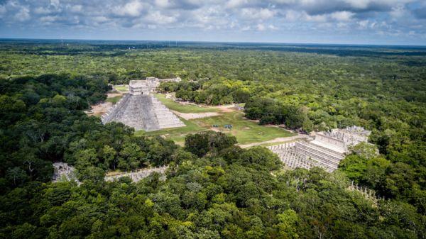 zonas arqueologicas más impresionantes de México