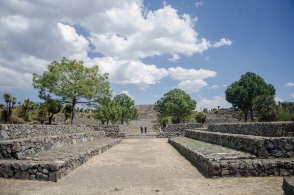zonas arqueologicas mas impresionantes de México