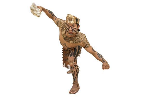 7 guerreros prehispánicos legendarios