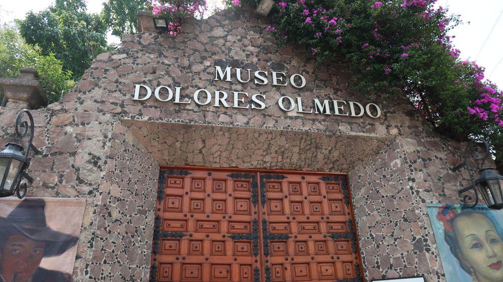 La historia del Museo Dolores Olmedo, uno de los lugares más