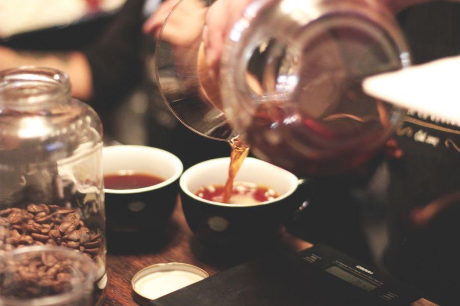 café en México