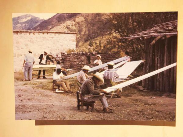 Museo Textil de Oaxaca archivo