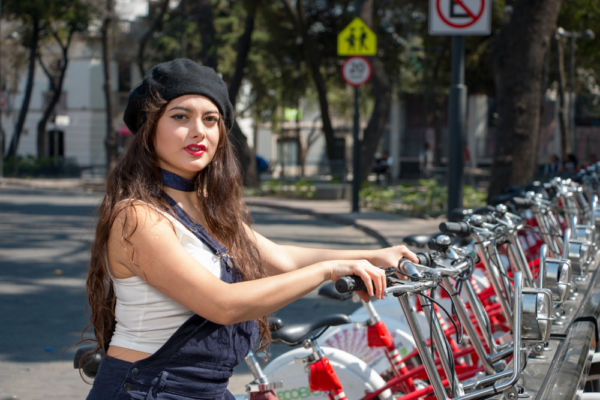 Aprende a andar en bici en CDMX